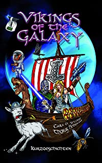Vikings of the Galaxy (German Edition)