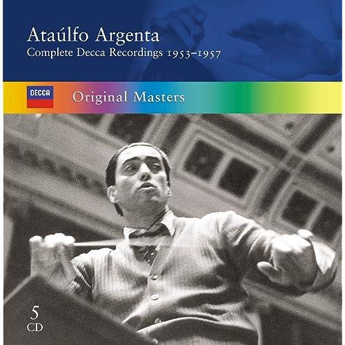 Ataúlfo Argenta: Complete Decca Recordings 1953-1957