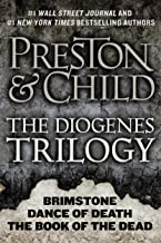 The Diogenes Trilogy: Brimstone, Dance of Death, and The Book of the Dead Omnibus (Agent Pendergast series)