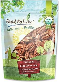 Best organic pecans wholesale Reviews