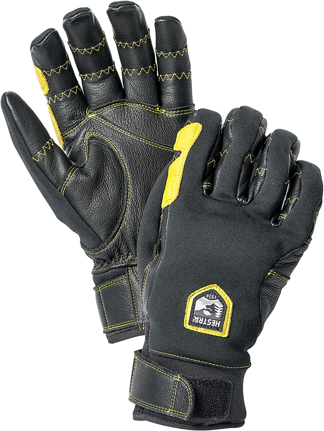New Shipping Free Hestra Ergo Bombing free shipping Grip Active Glove Durable Outdoors 5-Finger -