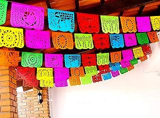 5 unidades de decoración para fiestas de fiesta, papel