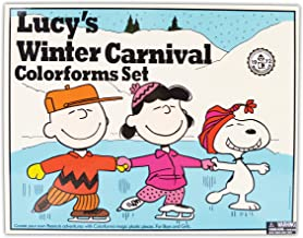 Colorforms Retro Lucy's Winter Carnival