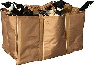 Bulk Decoy Club 6 Slot Full Body Goose Decoy Bag | Quality Bag