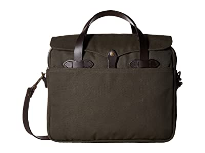 Filson Original Briefcase (Otter Green 1) Briefcase Bags