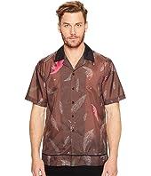 DBYD - Printed Bowling Shirt