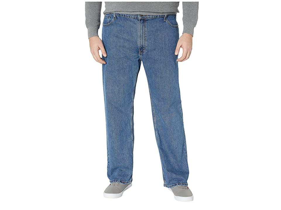 Signature by Levi Strauss & Co. Gold Label Big Tall Relaxed Jeans (Medium Indigo) Men