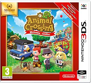 Nintendo Selects - Animal Crossing New Leaf: Welcome amiibo - Nintendo 3DS [Importación inglesa]