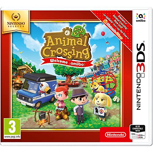 no Game Uk Release Terrific Value Box And Game Case Only Animal Crossing Happy Home Big Outer