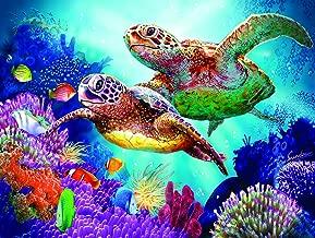 Turtle Guardian 1000 pc Jigsaw Puzzle by SunsOut