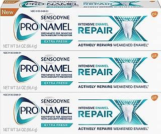 Pronamel Intensive Enamel Repair Extra Fresh Toothpaste For Strengthening, 3.4 Ounce, Pack of 3
