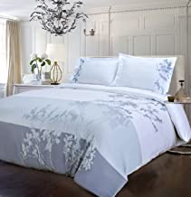 Superior 100% Cotton Sydney Single Ply, Soft 3-Piece King/California King Duvet Cover Set