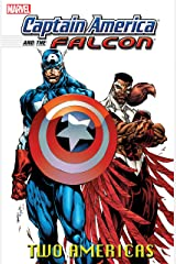 Captain America and The Falcon Vol. 1: Two Americas (Captain America & the Falcon) Kindle Edition