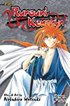 Rurouni Kenshin (3-in-1 Edition), Vol. 4: Includes vols. 10, 11 & 12 (4)