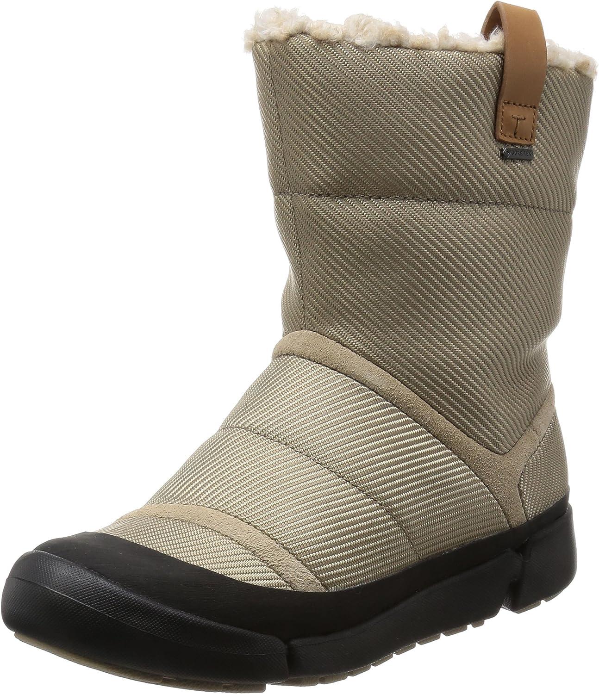 Clarks Freizeit Damen Tri Aspen Aspen GTX Textil Stiefel In Beige  100% Passformgarantie