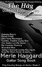 Merle Haggard Song Lyrics & Guitar Chords - Play Country Songs on Guitar: Merle Haggard Guitar Song Book