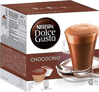 Nescafé Dolce Gusto Chococino Lot de 5Cacao, Cacao, Chocolat, 16Capsules (8Portions)
