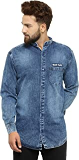 Ben Martin Men's Regular Fit Denim Shirt