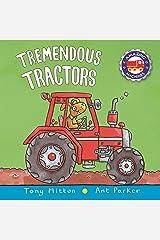 Amazing Machines: Tremendous Tractors: Amazing Machines 3 Kindle Edition