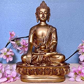 Global Grabbers Idol Statue Showpiece Golden