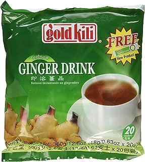 Best gold kili ginger drink Reviews