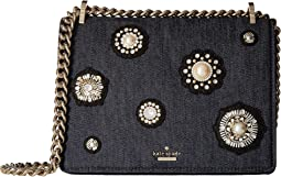 Kate Spade New York - Cameron Street Embellished Denim Marci