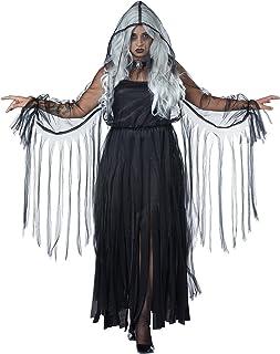 California Costumes Women's Plus Size Vengeful Spirit Costume
