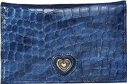 Bellissimo Heart Folio Wallet