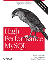 High Performance MySQL: Optimization, Backups, and Replication (English Edition)