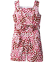 fiveloaves twofish - Rockaway Rose Romper (Little Kids/Big Kids)