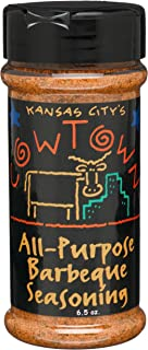 Cowtown All Purpose Barbeque Seasoning, 6.5-Ounce Shaker Bottle