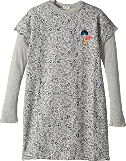 Paul Smith Junior - Sweet Peace Dress (Big Kids)