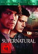 Supernatural. Staffel.3, DVDs