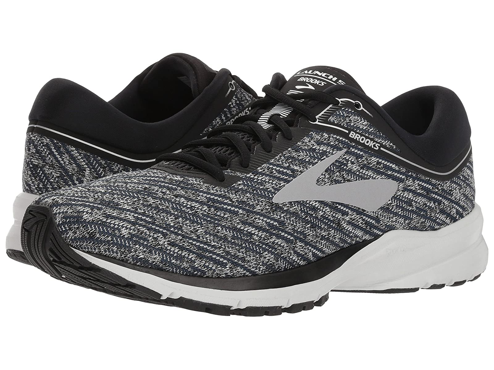 Brooks Launch 5Atmospheric grades have affordable shoes