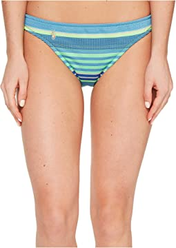 Polo Ralph Lauren - Playa Stripe Taylor Hipster Bottom