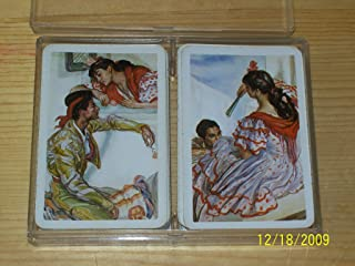 Heraclio Fournier Vitoria Double Deck Playing Cards - Made In Spain