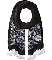 Kate Spade New York - Otomi Embroidery Oblong
