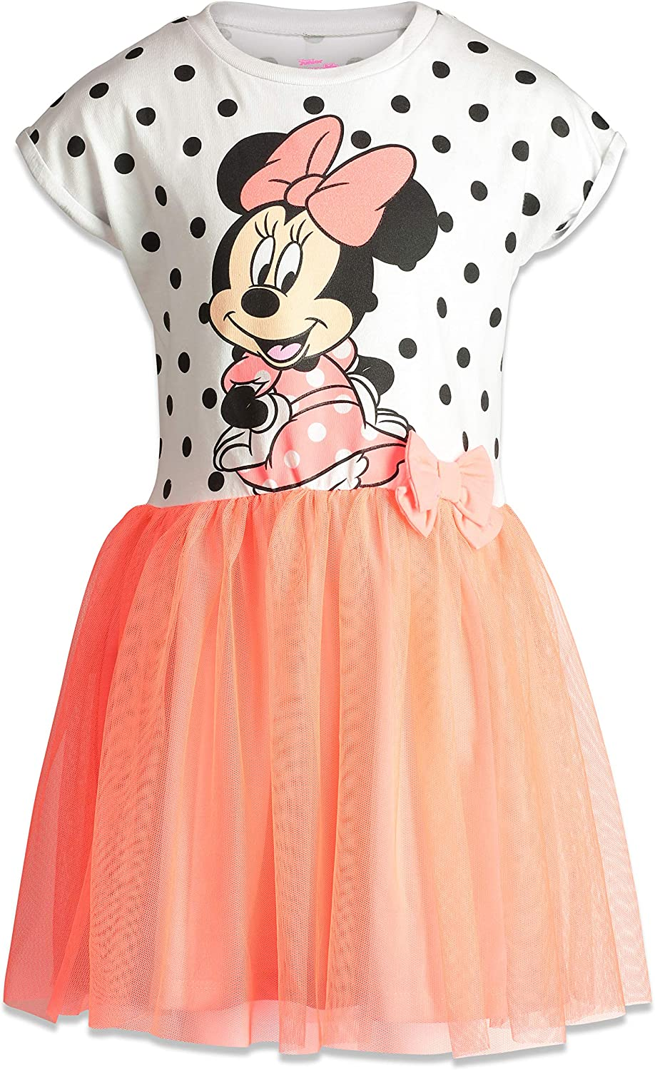 Disney Toddler//Little Girls Minnie Mouse Tulle Dress