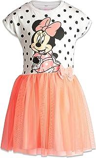 Disney Little Girls' Minnie Tulle Dress