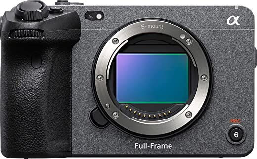 Sony FX3 Full-frame Cinema Line Camera, ILME-FX3