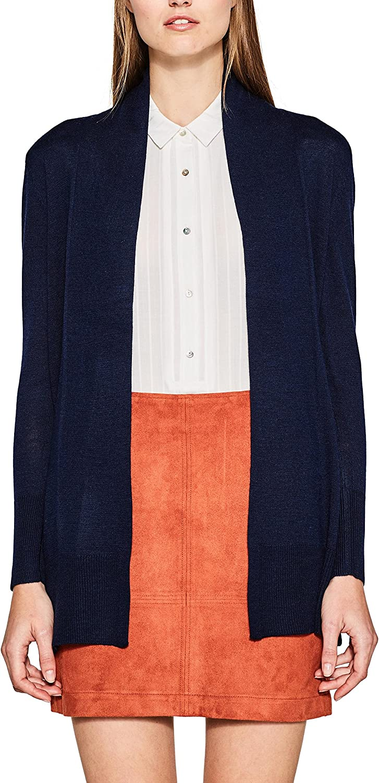 Esprit Women's Women's Navy Cardigan Acrylic