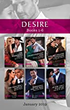 Desire Box Set 1-6/The Forbidden Texan/Inconveniently Wed/The Billionaire Renegade/The Rancher's Bargain/Bombshell for the...