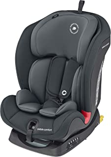Maxi-Cosi Titan Silla Coche bebé grupo 1 2 3 Isofix, 9-36 kg, Silla auto bebé reclinable, crece con el niño desde 9 meses hasta 12 años, color gris