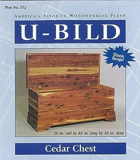 U-Bild 572 Cedar Chest Project Plan