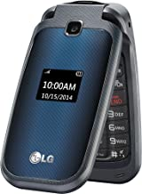 T-Mobile/Univision Mobile LG 450 Clamshell Feature Prepaid Phone