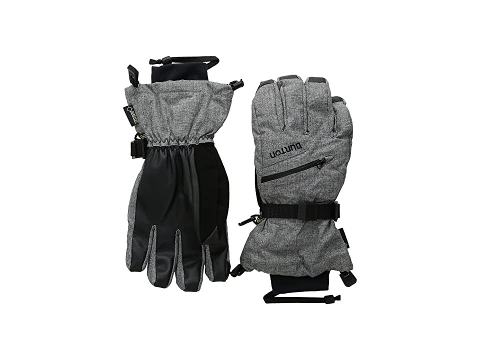 Burton GORE-TEX(r) Glove (Bog Heather) Snowboard Gloves