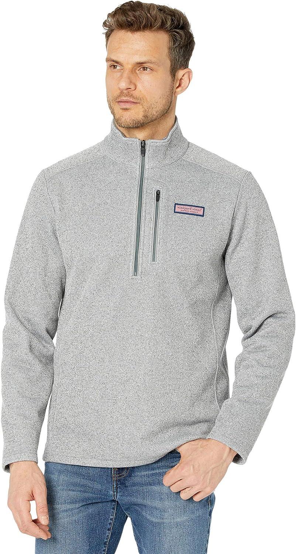 Vineyard Vines Mountain Sweater Fleece 1/4 Zip