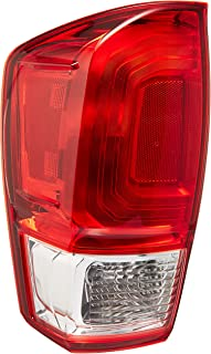 TYC 11-6850-00-9 Replacement Tail Lamp (Left)