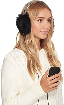 UGG - Leopard Wired Earmuff