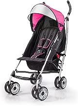 Summer Infant 3Dlite Convenience Stroller, Hibiscus Pink